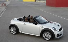 Mini Roadster Front Side Top XE MINI COOPER ROADSTER 2014